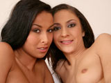 Kitty Saliery & Hana Black