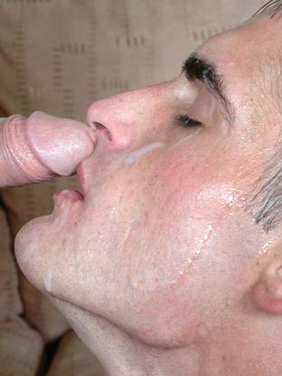 Gay Facials XXX