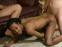 Gay Ebony XXX