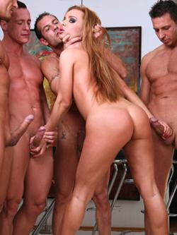 Bonny Bon is one of the hottest anal queens on the planet, but is she ready for the �