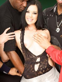 Amy Starz is one sexy barely legal brunette with a tight body and even tighter pussy �